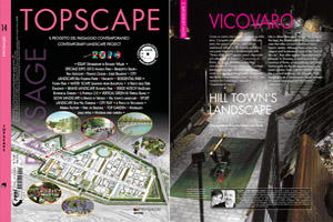 TOPSCAPE N.14, Paysage Editore, Milano, Italy (p.76-79)