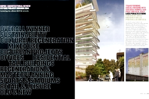 MIPIM Future Project Awards 2014, Architectural Review (p.98-100)