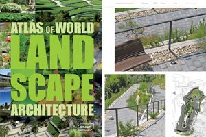 Atlas of World Lanscape Architecture, Braun Publishing AG, Switzerland (p.164-165)