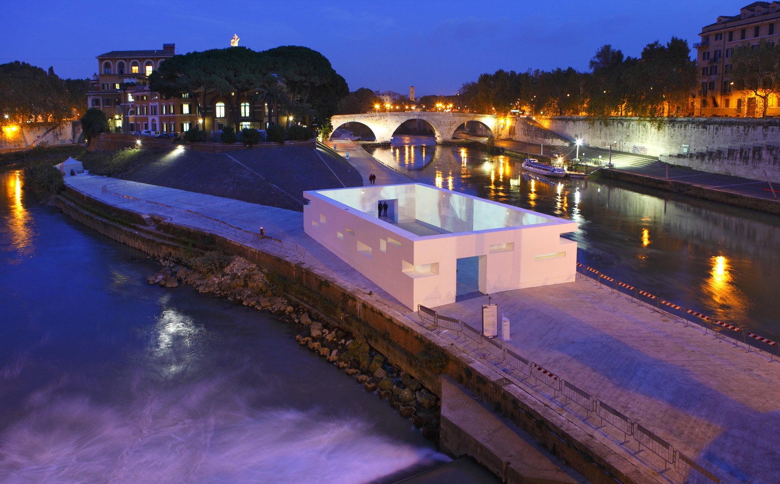 &quot;Frontier&quot;, Doug Aitken's Art Installation, Rome, Italy<br />by Doug Aitken Workshop & Luca Peralta Studio