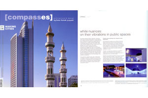 Compasses 009 Making Cities - Dubai, United Arab Emirates (p.132-135)
