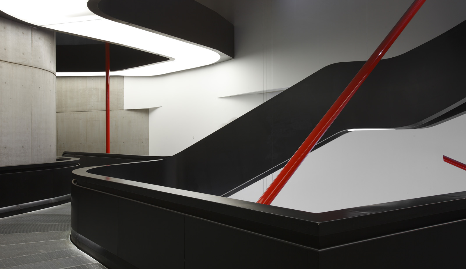 MAXXI Museum Arts of XXI Century, Rome, Italy<br />consulting for Zaha Hadid Architects