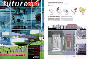Future Arquitectura 33-34 - Madrid, Spain (p.109-111).