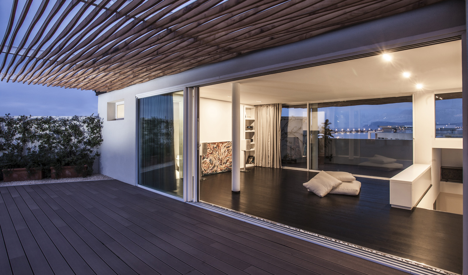 Casa di Sandro, Cagliari, Sardinia, Italy<br />House extension and interior design