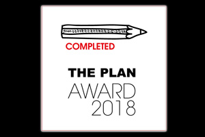 The Plan Award 2018 (Finalist)